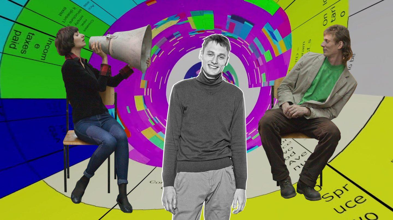 Художник Иван Светличный и арт-группа SVITER: мы ищем в новых технологиях возможность творить с их помощью будущее