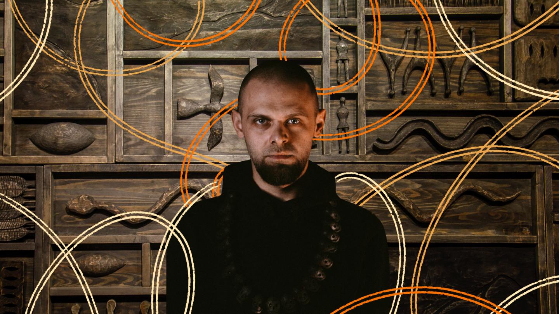 Пограничье пространства и времени в творчестве Константина Зоркина (UA)