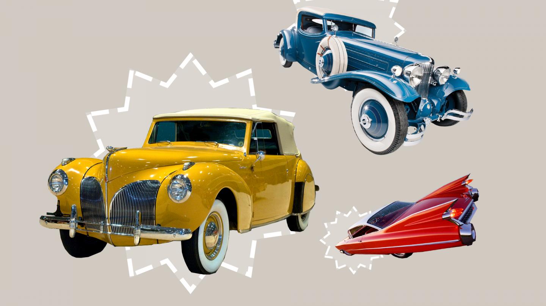 Эстетика движения: автомобильный дизайн XIX-XX веков как проявление «духа времени» (UA)