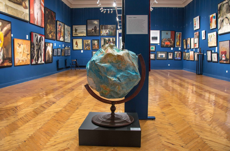 От двадцатых до двадцатых во всем многообразии стилей: в Одесском художественном музее открылась постоянная выставка искусства последних ста лет
