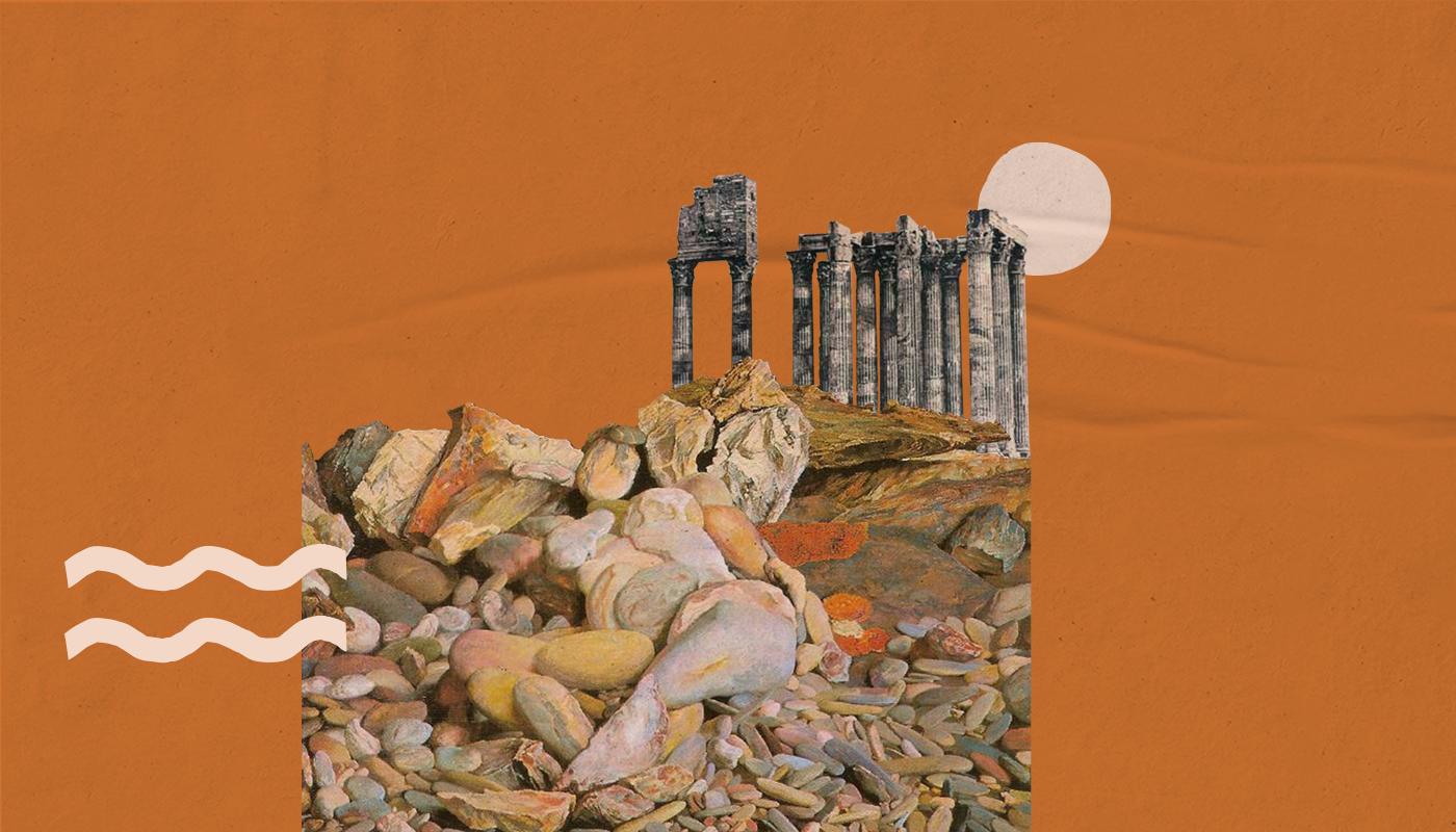 Камень в городе: материал и символ