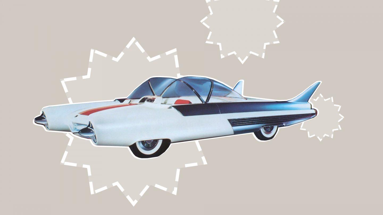 Автомобільний дизайн другої половини XX сторіччя: відповідь на виклики часу