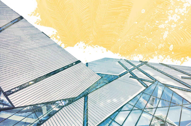 «Цветное стекло разрушает ненависть»: прозрачная архитектура в действии