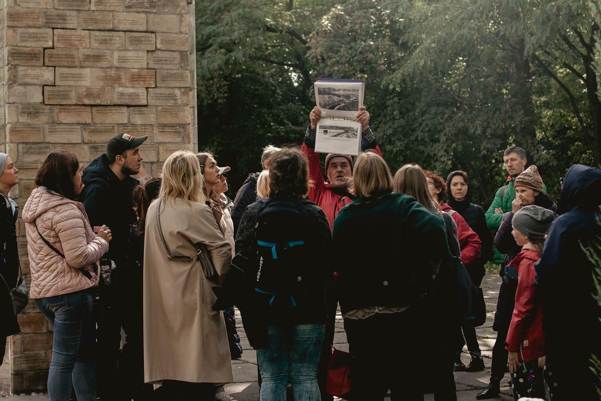 Спільний простір, історія та пам'ять: як розвивається добросусідство в Києві
